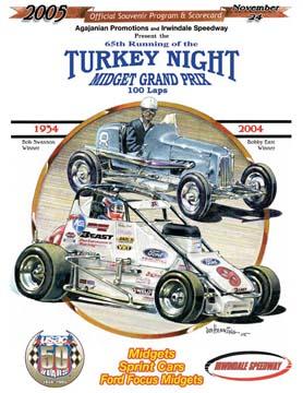 Think, that turkey night midget race understood